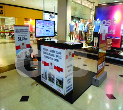 Stand e Balcões para Publicidade ou eventos